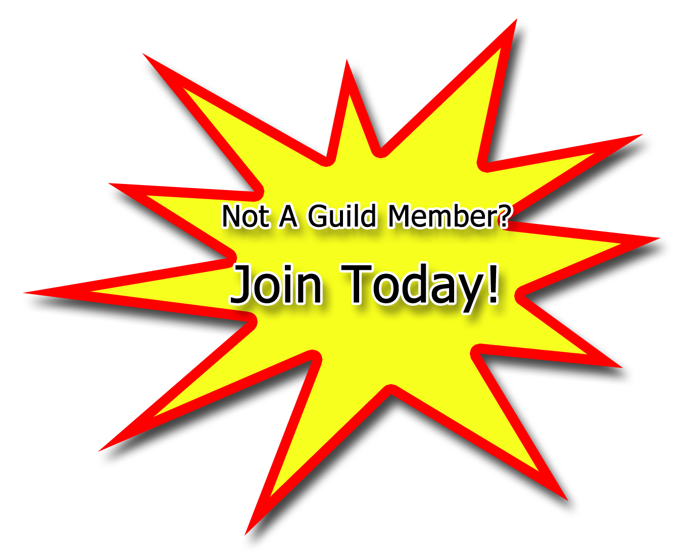 Not A Member?  Join Today!